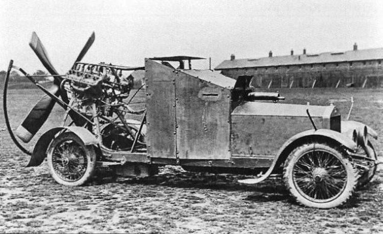 Sizaire-Berwick Wind-Wagon