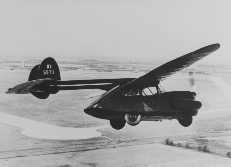 ConVairCar - latający samochód z 1946 roku