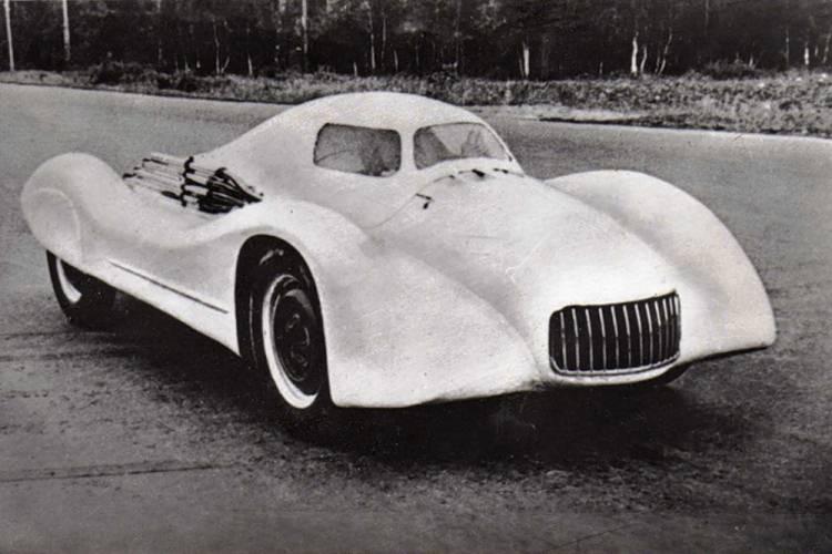Moskvitch G2 z 1956 roku