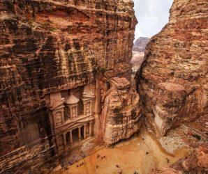 Petra – niesamowite skalne miasto w Jordanii
