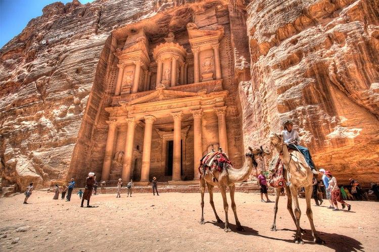 Skarbiec Faraona w Petrze