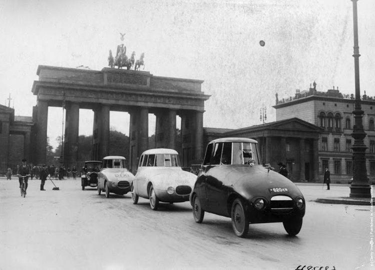 Stramliner z 1935 roku