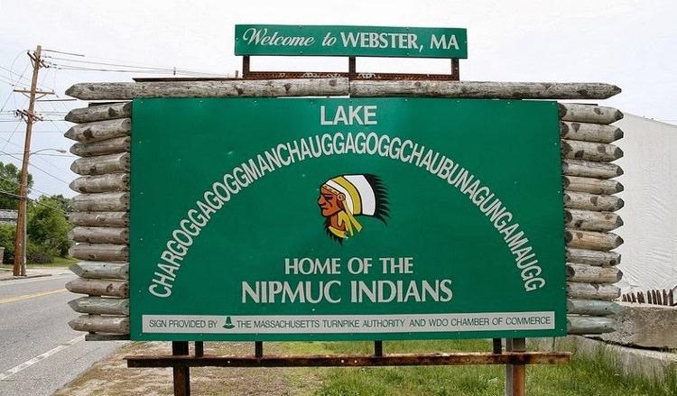 Jezioro Chargoggagoggmanchauggagoggchaubunagungamaugg