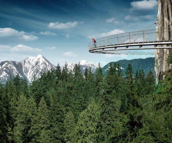 10 niezwykłych kładek i mostów dla pieszych