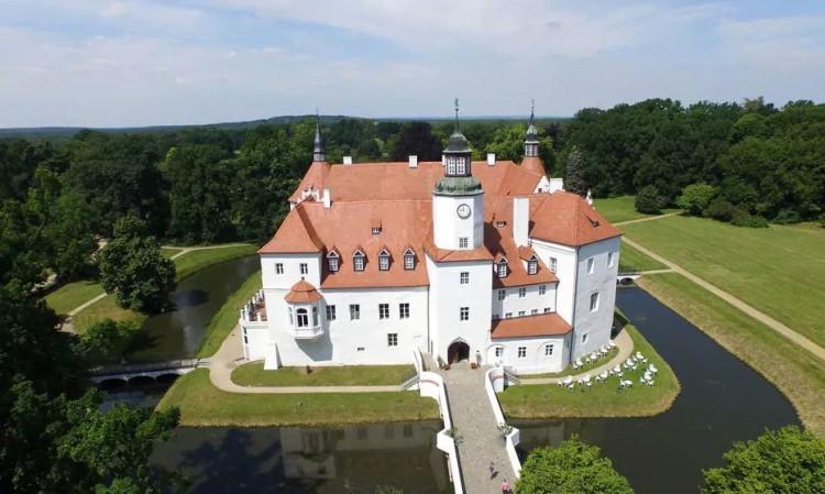 Atrakcje Szprewaldu - zamek Fürstlich Drehna