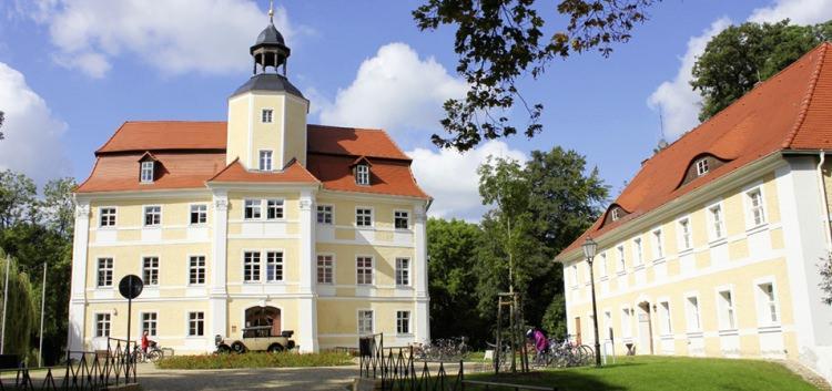 zespół pałacowy Vetschau - atrakcje Spreewald