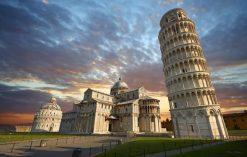 Ciekawostki o Krzywej Wieży w Pizie