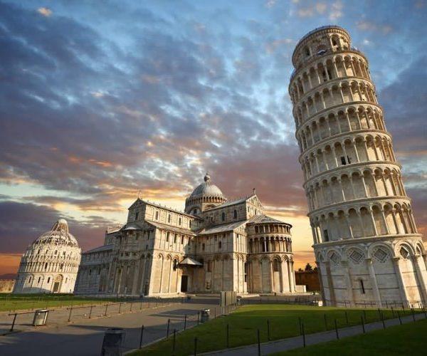 14 ciekawostek o Krzywej Wieży w Pizie