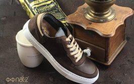 ekologiczne buty z kawy