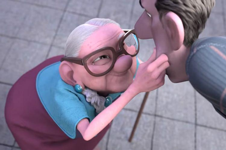 Pan niesamowite filmy animowane