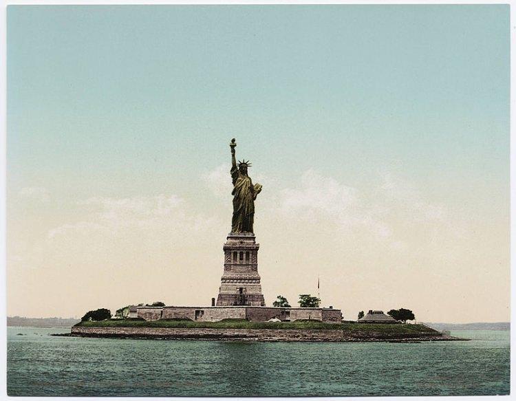 Statua Wolności kolor