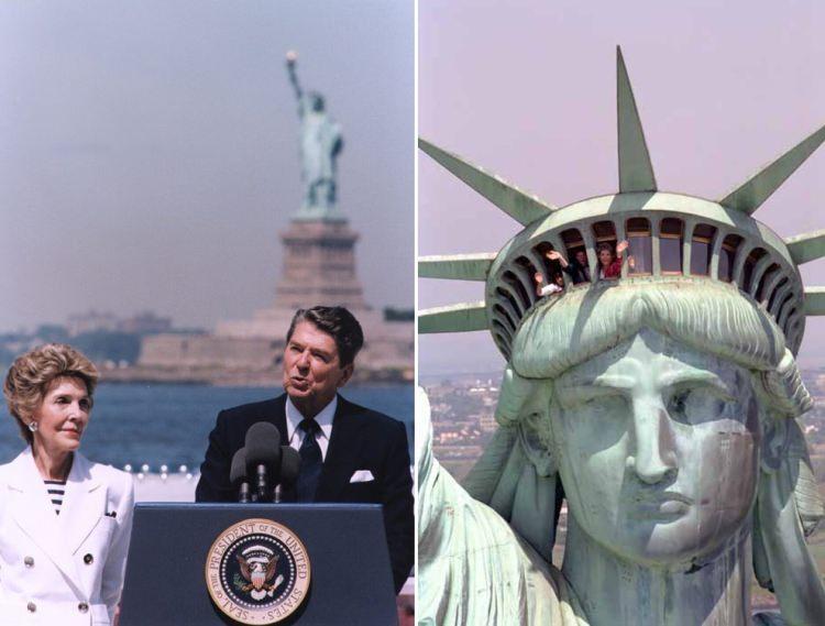 Ciekawostki Statua Wolności