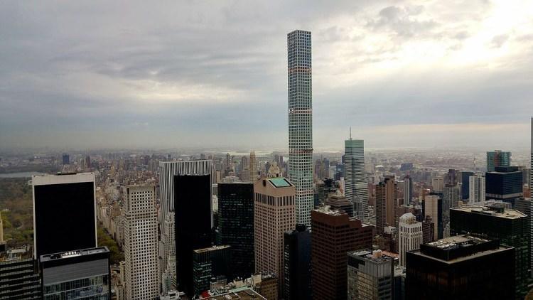 432 Park Avenue w Nowm Jorku