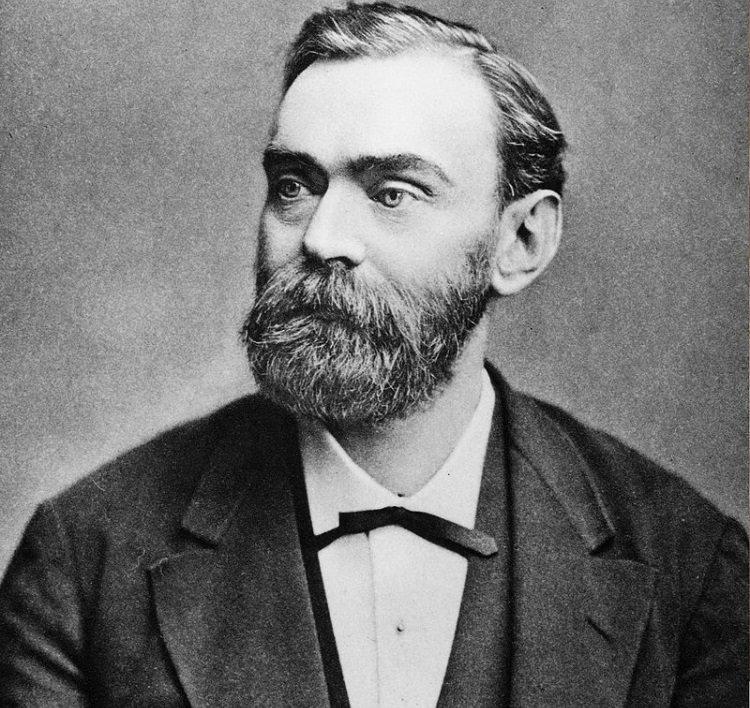 Alfred Nobel wynalazca dynamitu