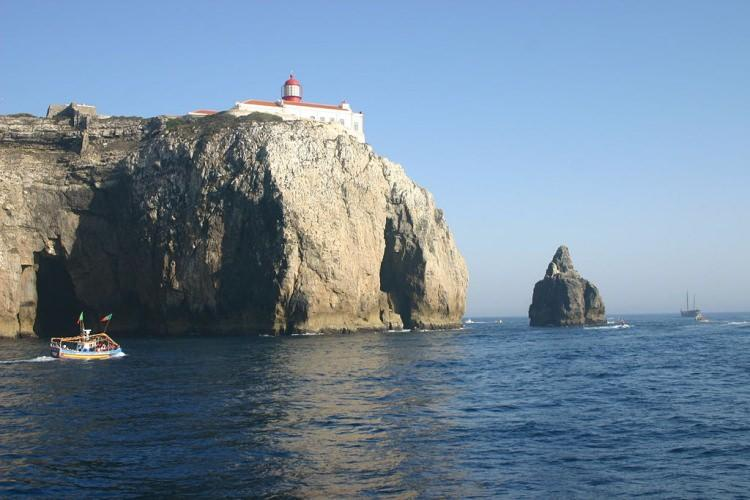 Latarnia morska na Przylądku Św. Wincentego