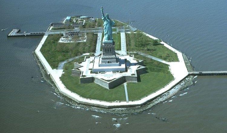 Wyspa Wolności Nowy Jork