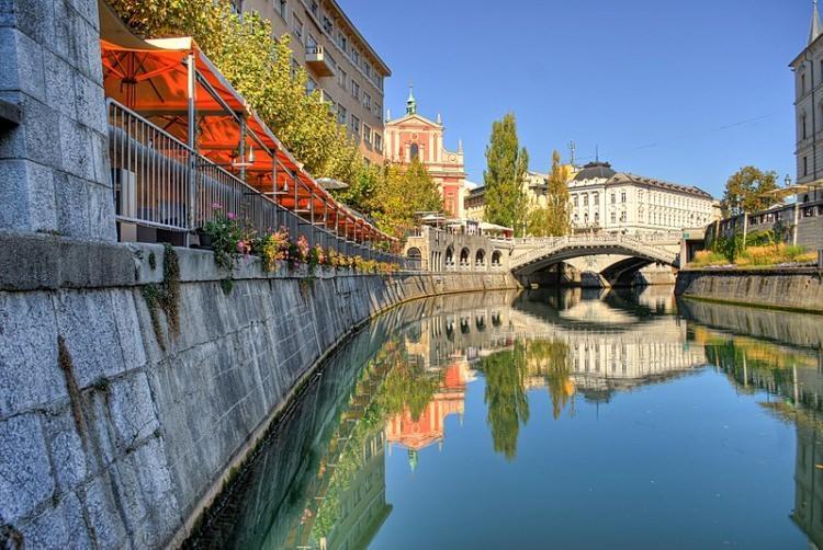 Ljubljana co zobaczyć