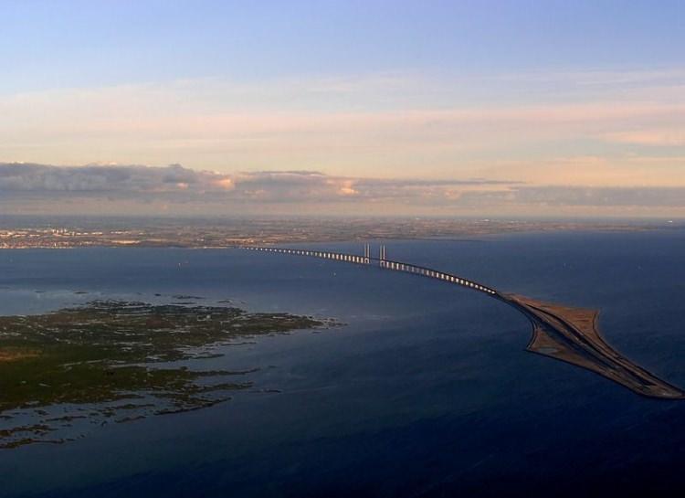 Najdłuższy na świecie most łączący dwa państwa