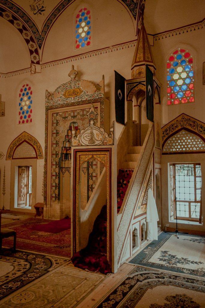 Meczet Koski Mehmed Pasha w Mostarze