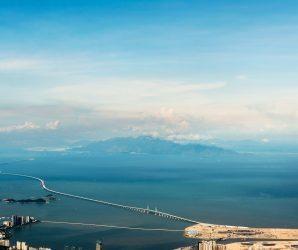 Hong Kong–Zhuhai–Macau Bridge – najdłuższy drogowy most na świecie