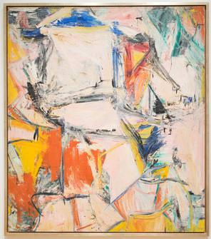 obraz Interchanged - Willem de Kooning
