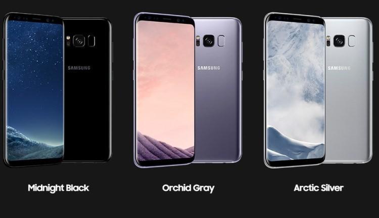 Telefon Samsung Galaxy S8