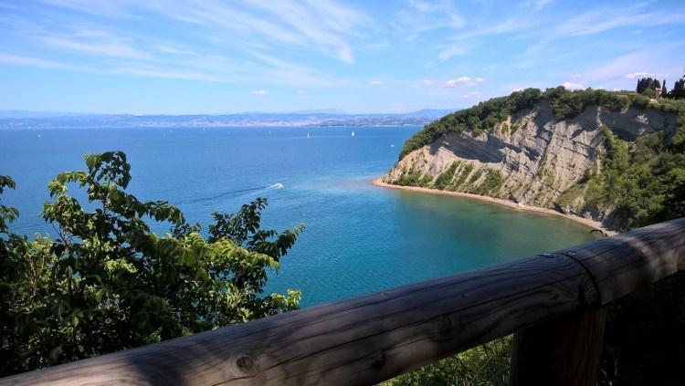 Zatoka Księżycowa w Słowenii