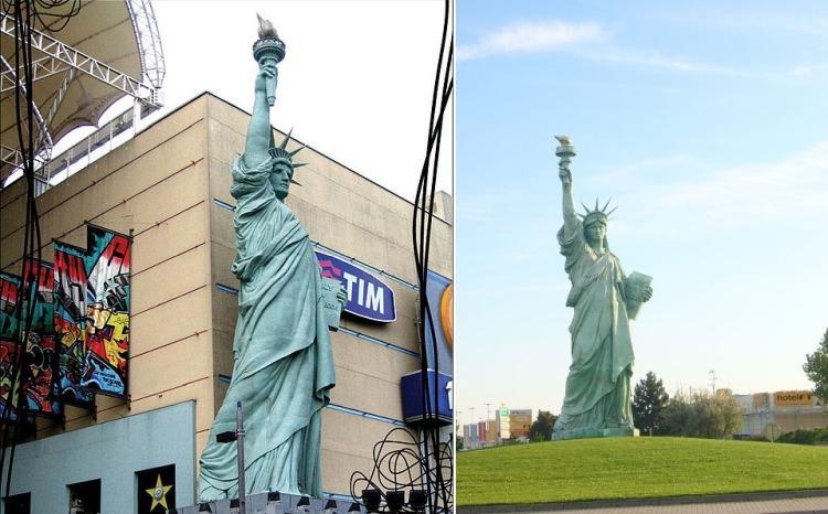 repliki Statuy Wolności