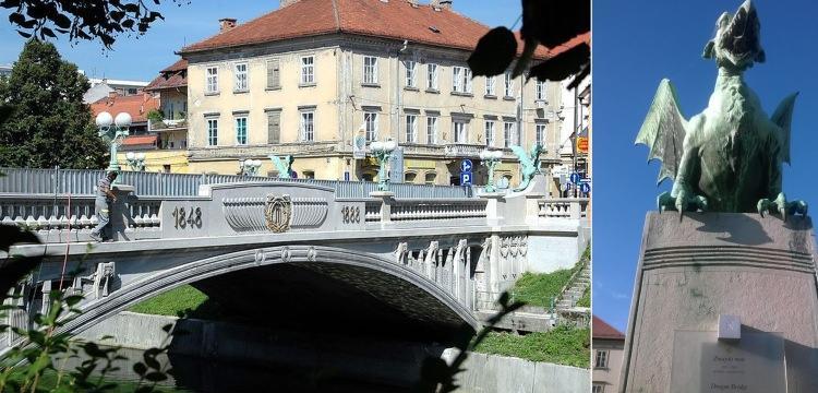 Zmajski Most Ljubljana