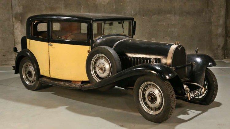 Bugatti type 49 Berline