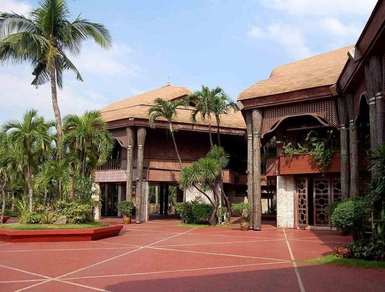 Kokosowy Pałac na Filipinach
