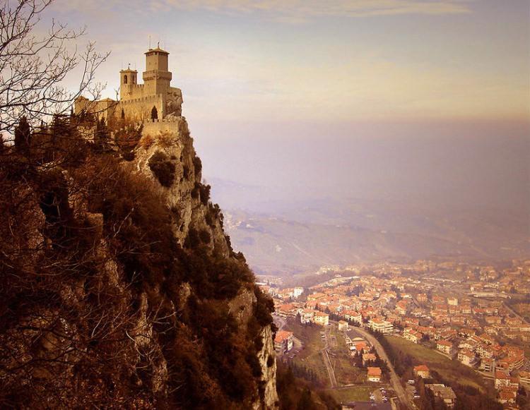 Trzy wieże San Marino