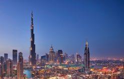 Burdż Chalifa - najwyższy budynek na świecie