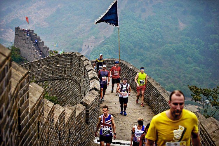 Maraton - Wielki Mur Chiński