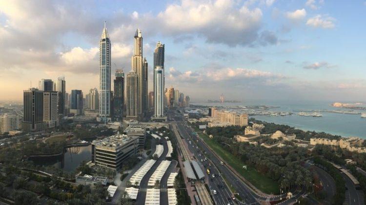 Marina 101 - jeden z najwyższych budynków na świecie