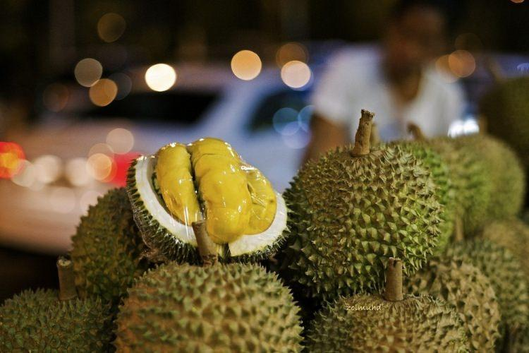 owoc durianu