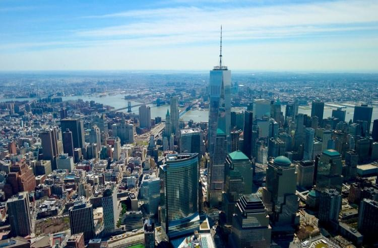 One World Trade Center - najwyższy budynek w USA