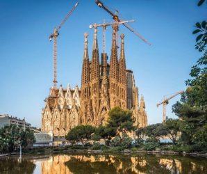 Sagrada Familia – 15 ciekawostek o niesamowitym dziele Gaudiego