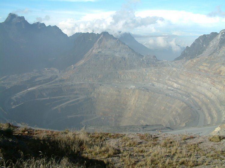 największa kopalnia złota na świecie
