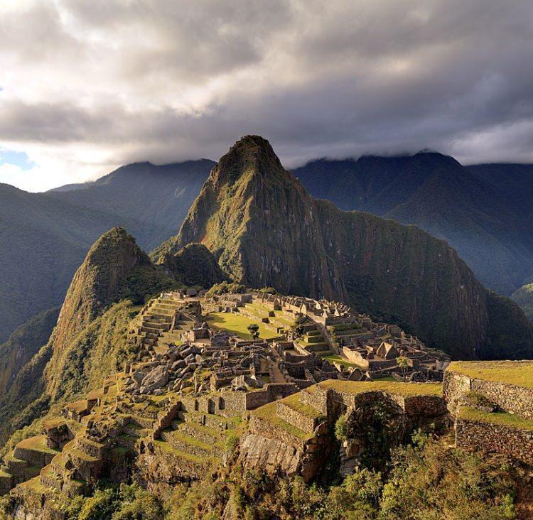 Machu Picchu - miasto Inków