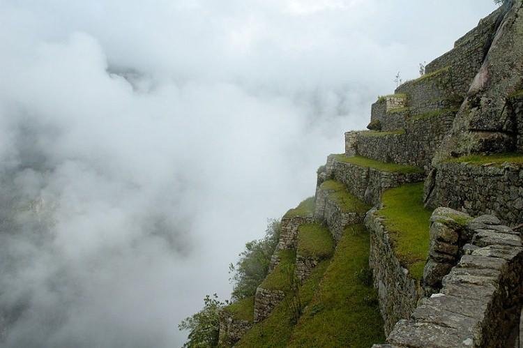 Tarasy uprawne Machu Picchu