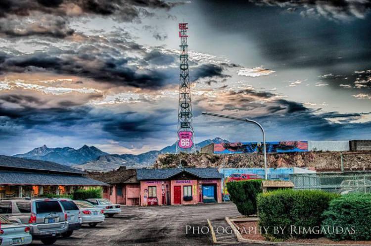 Motel El Trovatore Route 66