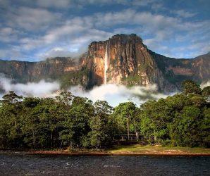 Salto Angel – najwyższy wodospad świata