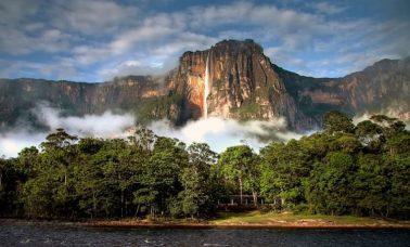 Salto Angel - najwyższy wodospad świata
