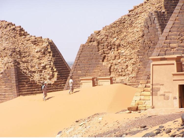 Sudan Piramidy