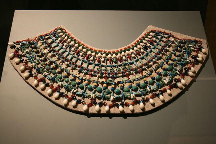 Biżuteria królowej Amaniszacheto