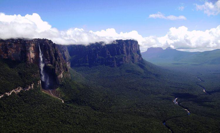 Kanion Diabła Wenezuela