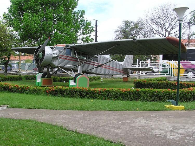 Jimmy Angel - samolot