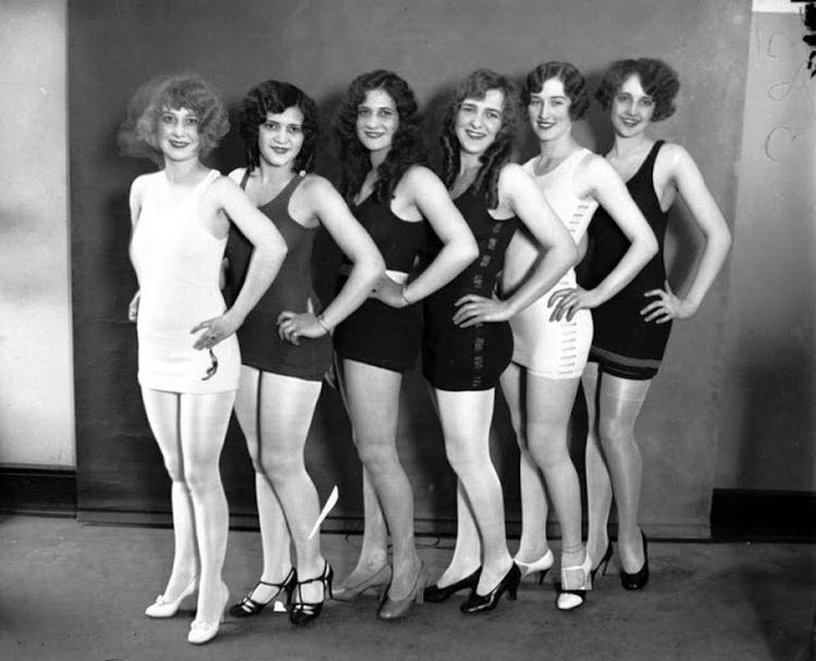 Stare zdjęcia z konkursów miss