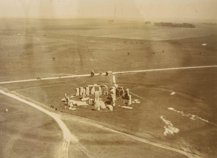 Stonehenge stare zdjęcia